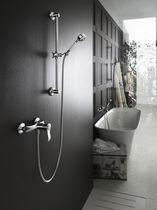 Set de douche encastrable au mur / contemporain / classique / avec douche à main