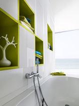 Mitigeur de douche / de baignoire / mural / en laiton