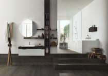 Set de douche encastrable au mur / contemporain / avec douche à main