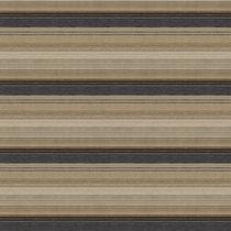 Tissu d'ameublement / à rayures / en polyester / en acrylique