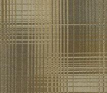 Tissu d'ameublement / à carreaux / en polyester