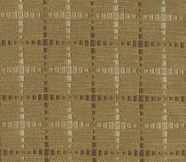 Tissu d'ameublement / à carreaux / en coton / en lin