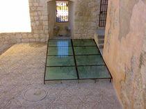Panneau en verre pour marche / pour sol / pour meuble / pour porte
