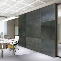 Revêtement mural en acier / résidentiel / lisse / pour intérieur