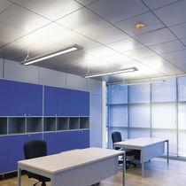 Faux-plafond en aluminium / en mélaminé / en MDF / en panneaux