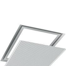 Faux-plafond en bois / en acier / en tissu / en panneaux