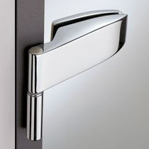 Charnière pour porte en verre / en métal