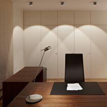 Lampe de table / contemporaine / en aluminium / en acier