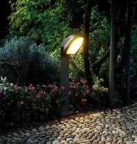 Achat borne d\'éclairage fluorescente Goccia Illuminazione ...