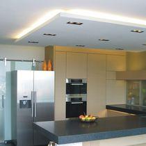 Spot encastrable au plafond / halogène / rectangulaire / carré