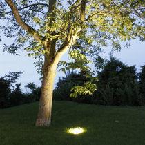 Luminaire encastrable au sol / à LED / fluocompact / DHI