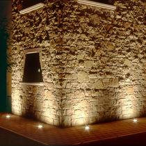 Luminaire encastrable au sol / DHI / fluocompact / à LED