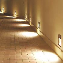 Luminaire encastrable au mur / à LED / halogène / DHI