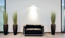 Applique murale contemporaine / en fonte d'aluminium / à LED / rectangulaire