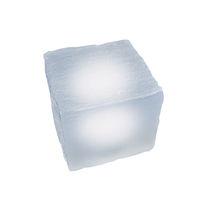 Pavé en béton / lumineux / pour espace public / à LED