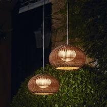 Lampe suspension / contemporaine / en fibres synthétiques / en polyéthylène