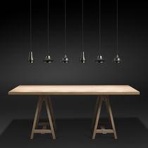Lampe suspension / contemporaine / en aluminium / en cuivre