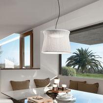 Lampe suspension / contemporaine / en aluminium / en polyéthylène