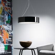 Lampe suspension / contemporaine / en verre / en polyuréthane