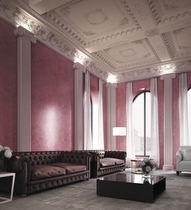 Enduit décoratif / pour mur / en plâtre / intérieur