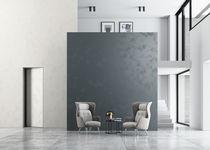 Enduit décoratif / pour mur / en plâtre / d'intérieur