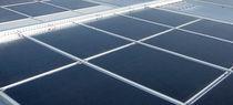 Panneau photovoltaïque thermo-photovoltaïque / flexible / avec cadre / pour système intégré