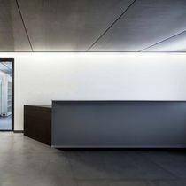Faux-plafond en inox / en maille métallique / en panneau / décoratif