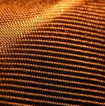 Maille métallique pour cloison / pour rideaux / en acier inoxydable / en cuivre