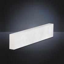 Linteau en béton cellulaire / isolant / non porteur / rupteur thermique