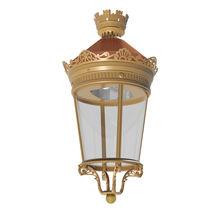 Lampadaire urbain / classique / en métal / à LED