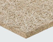 Panneau acoustique pour dalle de faux-plafond / pour faux-plafond / mural / en bois