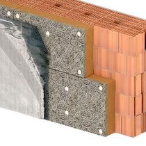 Complexe de doublage haute performance / âme en polystyrène expansé / âme en polystyrène extrudé / isolant en fibragglo