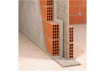 Cloison séparatrice fixe / à isolation thermique / acoustique