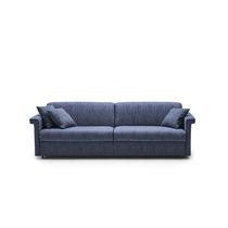 Canapé lit / contemporain / en tissu / contract