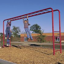Échelle horizontale / pour parcours de santé