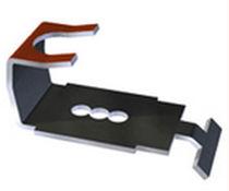Crochet pour tuiles de couverture / en métal