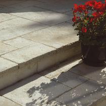 Dallage en pierre reconstituée / d'extérieur