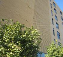 Brique perforée / pour façade / surcuite