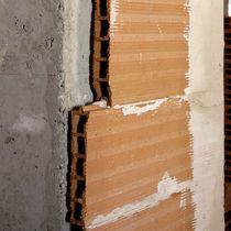 Brique plâtrière / pour cloison