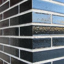 Brique perforée / pour façade / noire