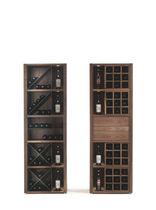 Cave à vin résidentielle / professionnelle / au sol / en bois