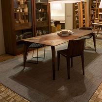 Chaise contemporaine / en bois / par Marc Sadler
