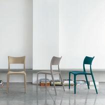 Chaise contemporaine / en polypropylène