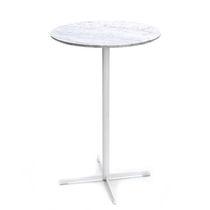 Pied de table en métal / contemporain / pour table mange-debout / professionnel