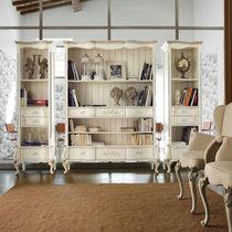 Bibliothèque de style / en bois laqué