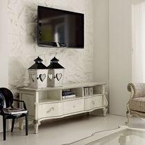 Meuble de télévision de style / en bois laqué