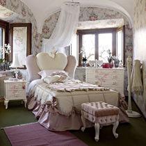 Chambre d'enfant pour fille / blanche