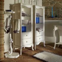 Meuble colonne de salle de bain / classique