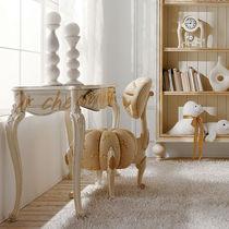 Chaise design nouveau baroque / en tissu