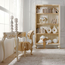 Bibliothèque de style / en bois laqué / pour enfant